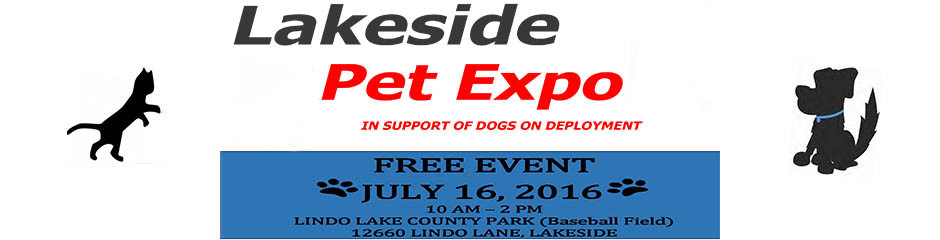 Lakeside Pet Expo